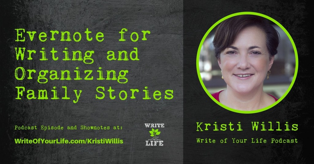 Evernote with Kristi Willis