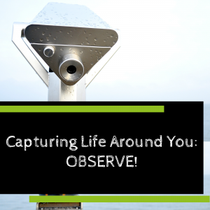 Blog capture-observe