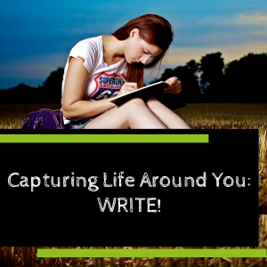 Blog capture-write