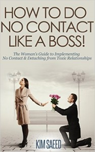 How to do No Contact Like A Boss