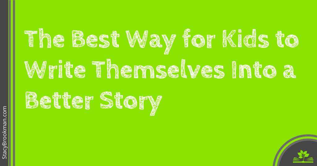 The Best Way for Kids to Write Themselves Into a Better Story