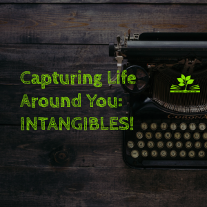 blog - capturing intangibles