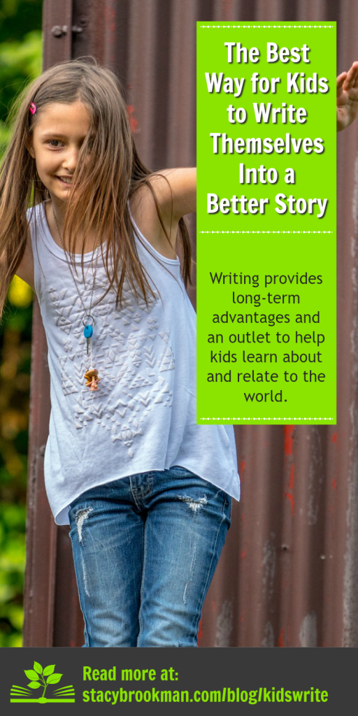 kids can write themselves into a better story