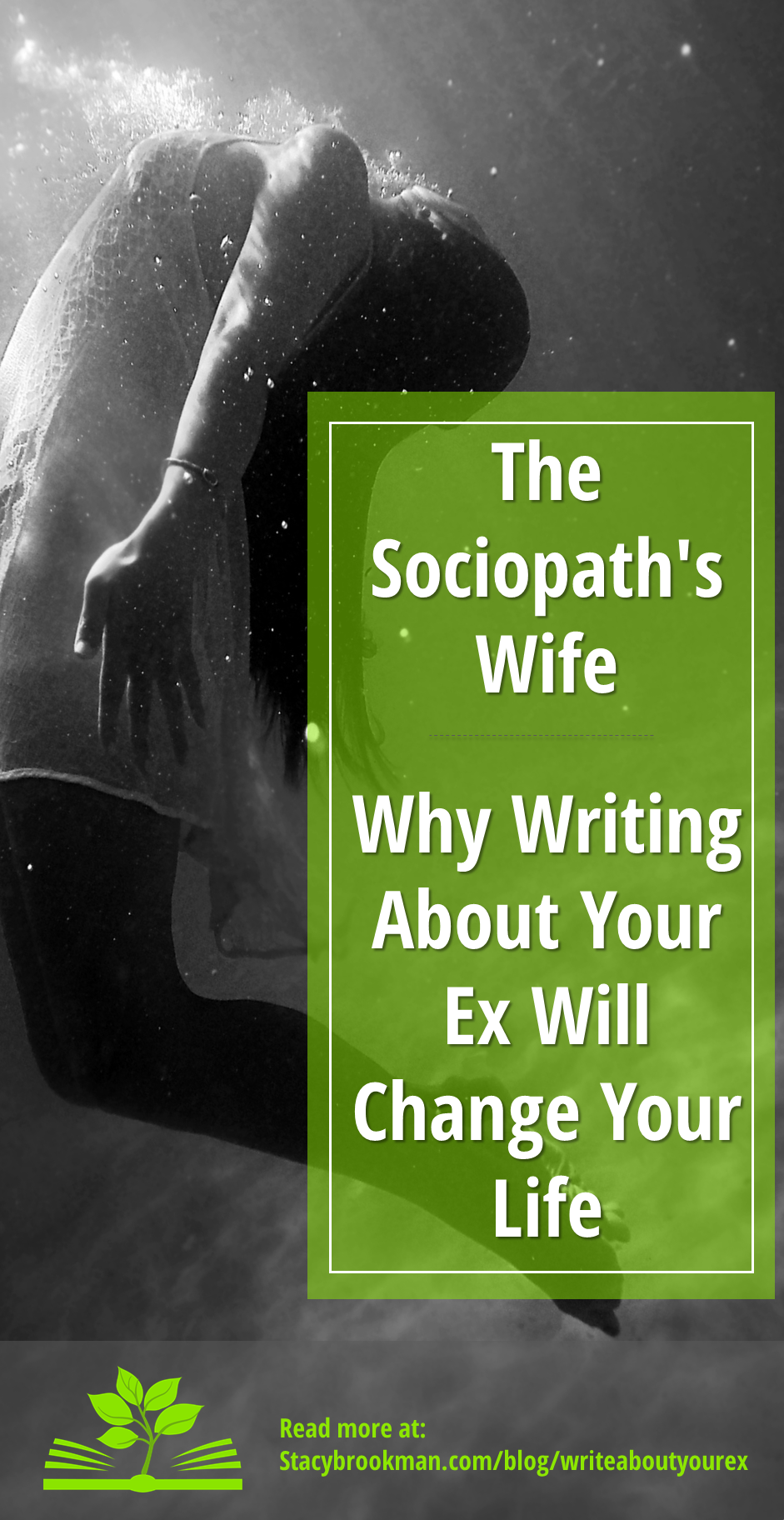 Now that you're out, you probably want to run and never look back. If you want to truly feel free, you need to travel back to that relationship with a pen and paper. Writing about your ex can change your life. Trust me. It will be worth it.