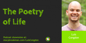 poetry, luis congdon, thriving launch