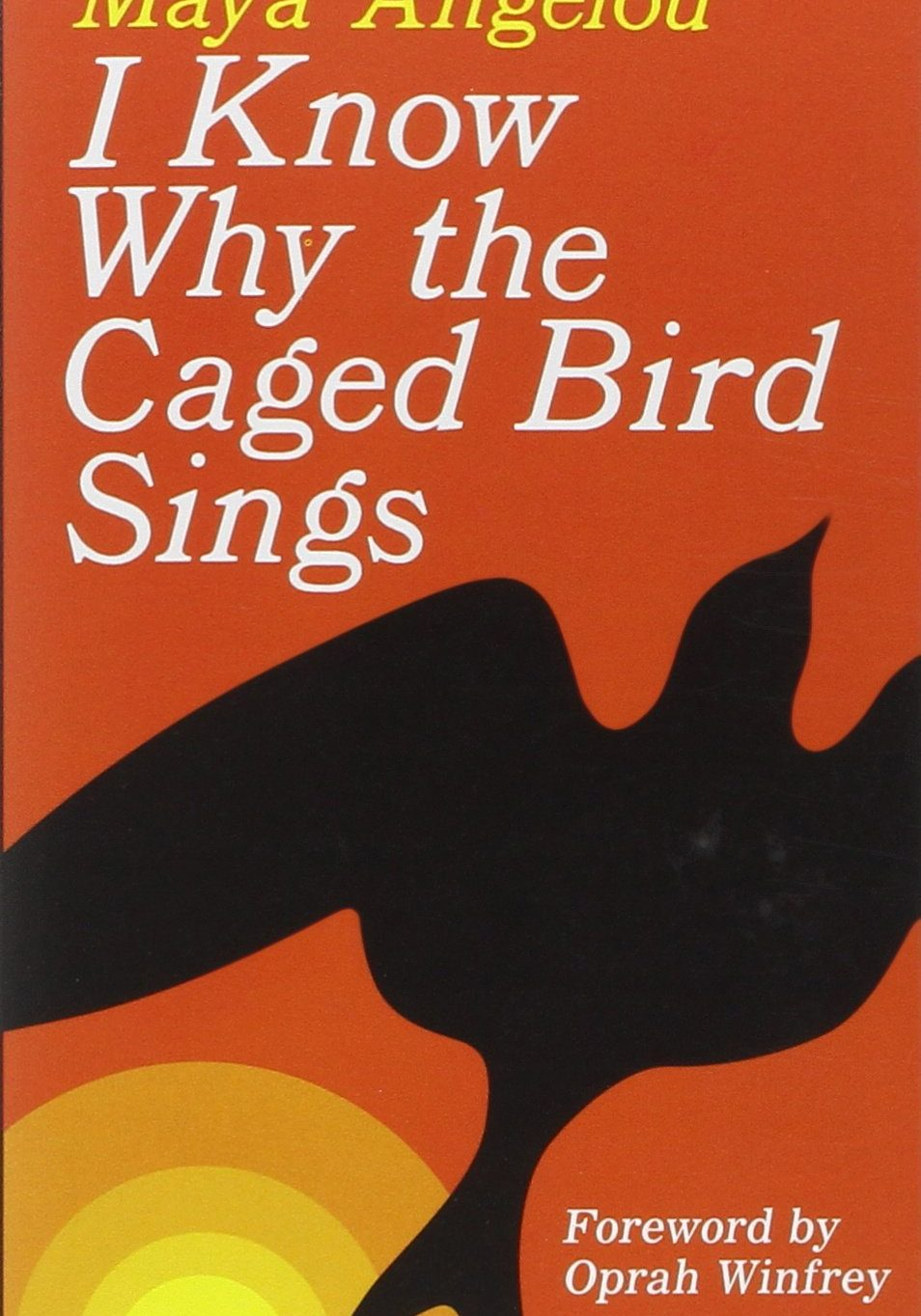 Angelou I know why the caged bird sings