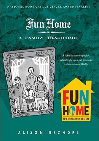 Bechdel - Fun Home A Family Tragicomic