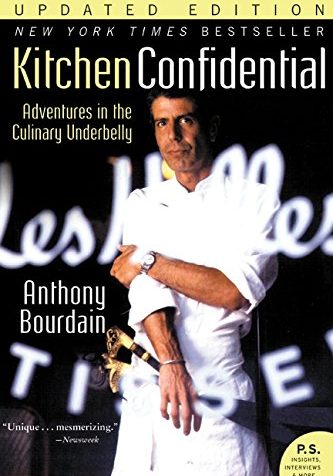 Bourdain - Kitchen Confidential