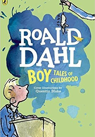 Dahl - BOy Tales of Childhood