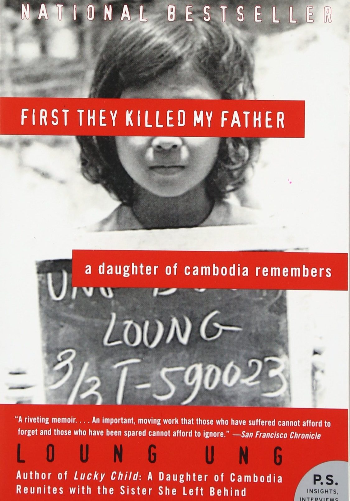 Loung - First They Killed My Father